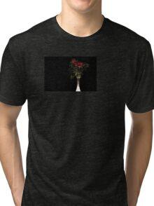 Roses and Light Tri-blend T-Shirt