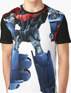 Robots in Disguise Optimus Prime Graphic T-Shirt