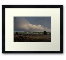 After the rain. Framed Print