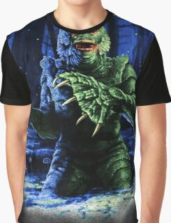 Legend of the Black Lagoon Graphic T-Shirt