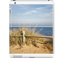 The view from the bluff iPad Case/Skin
