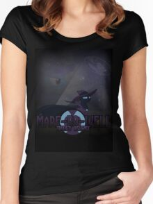 Mare-Do-Well: Trixie's Revenge Women's Fitted Scoop T-Shirt