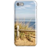 The view from the bluff iPhone Case/Skin