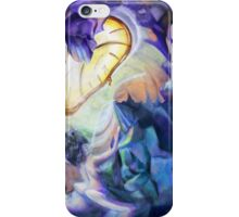 Eternity Never Looks Back, Yet Dali Dreams, by Alma Lee iPhone Case/Skin