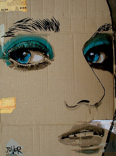 face it by Loui  Jover