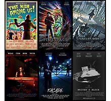 Black Box Films Poster Collage Photographic Print
