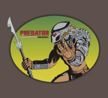 Predator: Silent. Invisible. Invincible. by jcalvinded
