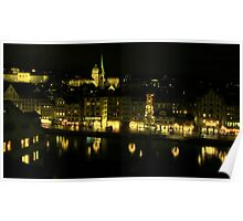 Zurich - Small great city Poster