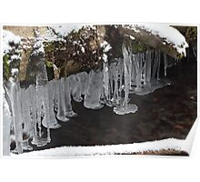 Icicles Rough Creek Poster