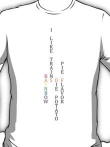 ASDF - Light T-Shirt