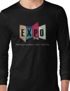 Stark Expo '74 Long Sleeve T-Shirt