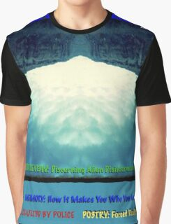 Distracted Masses Vol. 1 Issue #3 Graphic T-Shirt