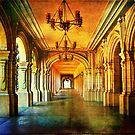 Balboa Corridor by Tammy Wetzel