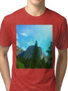 Heavy Edit Tri-blend T-Shirt