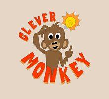Clever Monkey Unisex T-Shirt