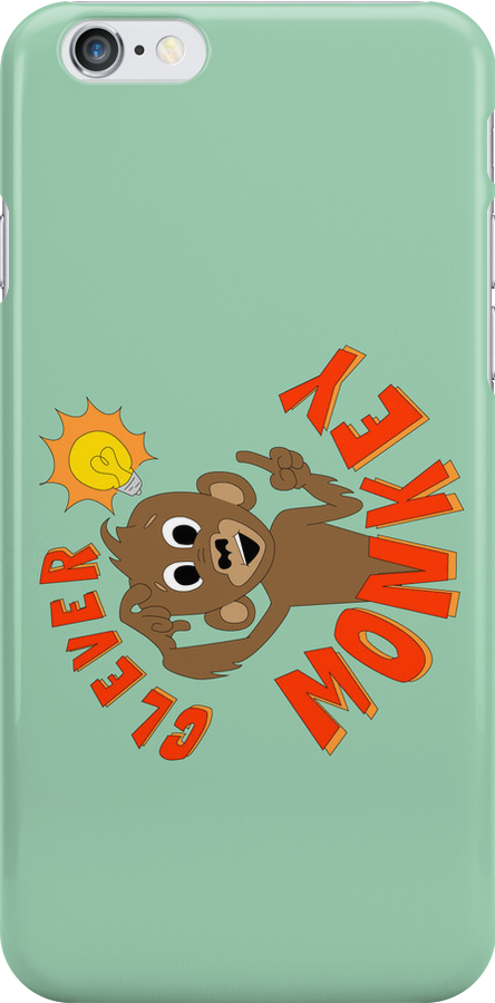 Clever Monkey by Heather Banas