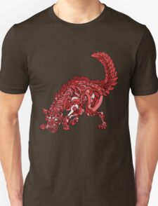 Red Wolf T-Shirt