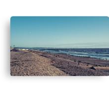 Kodak Beach Canvas Print
