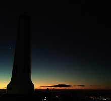 Mt.Lofty in Adelaide, SA by aoing