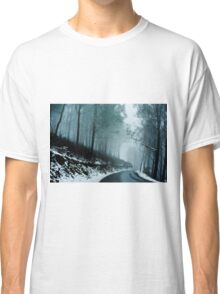 0233  Into a cold dark place   [e] Classic T-Shirt