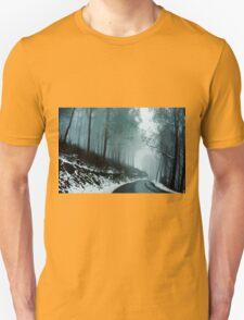 0233  Into a cold dark place   [e] T-Shirt