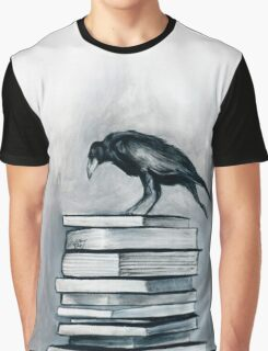 I Don't Read As Much As I'd Love To Anymore Graphic T-Shirt