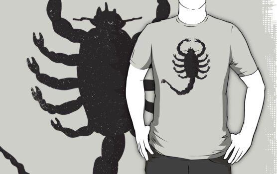 Drive - Scorpion Tee by Edward B.G.