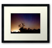 Starlight Framed Print