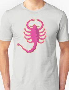 Drive - Scorpion Tee Pink T-Shirt