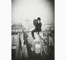 Photographing NYC Above 5th Avenue (1905) Unisex T-Shirt
