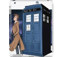 10th Doctor iPad Case/Skin