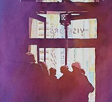 City Portal:  Chicago Art Museum by JennyArmitage