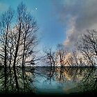 Mirrored Sky by JRobinWhitley