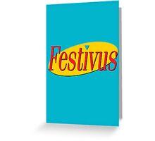Festivus Greeting Card