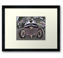 Austin 7 1930 Framed Print