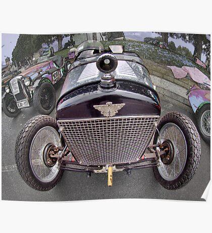 Austin 7 1930 Poster