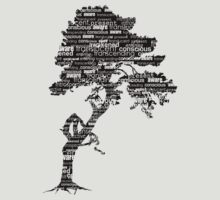 The Bodhi Tree of Awareness T-Shirt