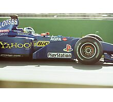 Melbourne GP 2000 Photographic Print