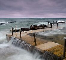 Avalon Beach Tidal Pool by Damien Seidel