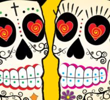 Los Novios (English) Sticker