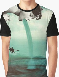 Into The Storm Graphic T-Shirt