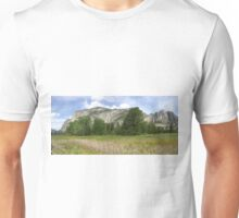 Panorama or Yosemite Valley Unisex T-Shirt