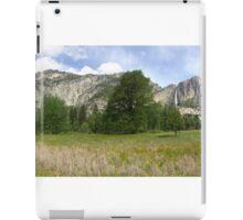 Panorama or Yosemite Valley iPad Case/Skin