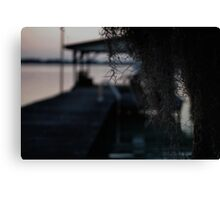 Motel Guests Only Canvas Print