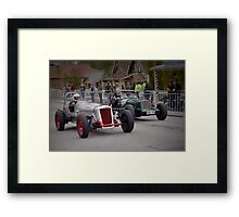 Dodge Special and Plymouth Special Framed Print