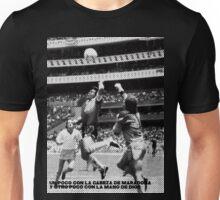 la Mano de Dios Unisex T-Shirt