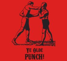 Ye Olde Punch! Kids Clothes