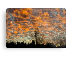 Issaquah Sunrise1 Metal Print