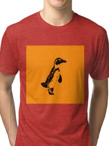 Penguin Patches Tri-blend T-Shirt