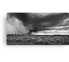 Something wicked this way ... Canvas Print